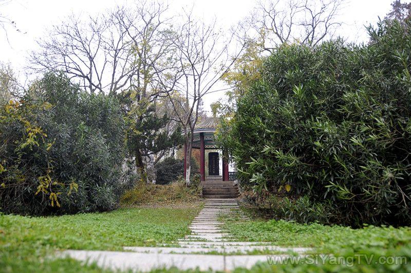 泗阳 爱园烈士陵园