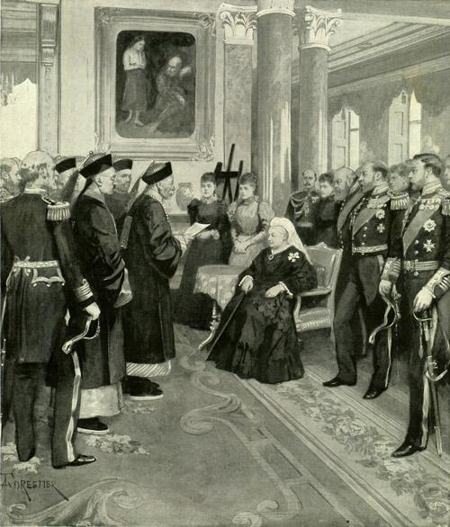 120年前,李鸿章访英是一种怎样的体验
