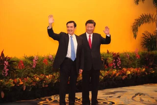 这一握,中国人等了66年!