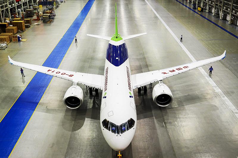中国造个大飞机怎么了! 为何总有些国人说三道四