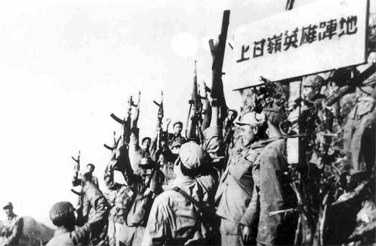 抗美援朝是一场伟大的卫国战争