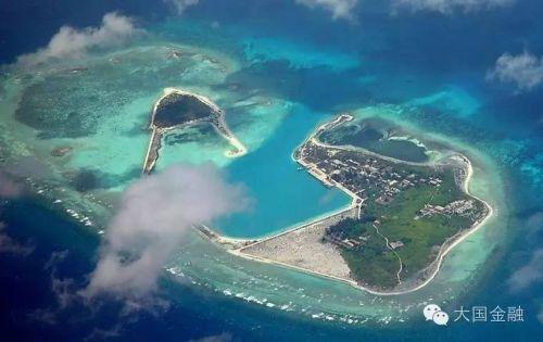 南海是涉及中国重大国家利益的海域
