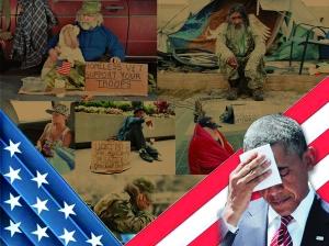 美国4万退役军人无家可归 很多有心理问题
