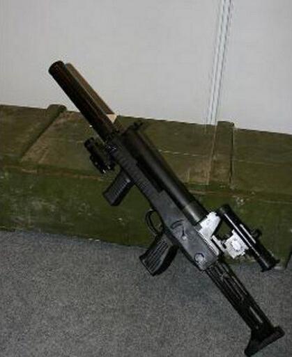 国产06式冲锋枪