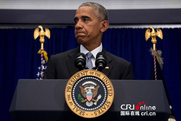 奥巴马:我们的反恐行动导致很多人袭击美国