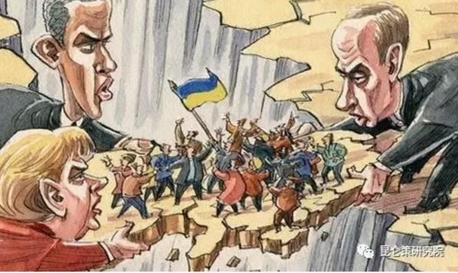 深度:西方是如何导演乌克兰变局的?