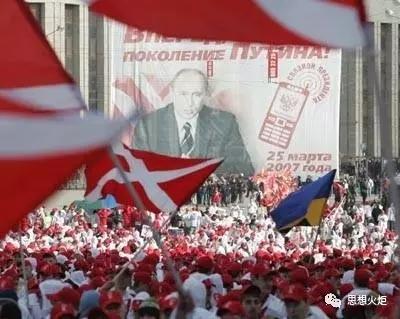 """俄军是如何积极应对""""颜色革命""""的?"""