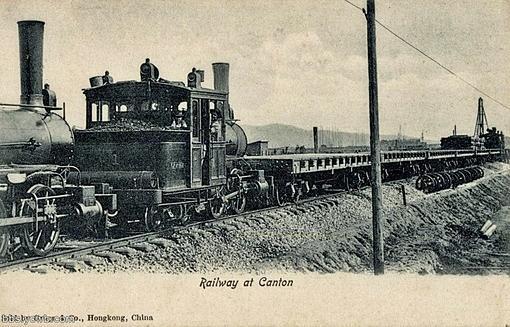 铁路成压死清廷的最后一根稻草