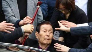 乐天高层集体受审!中美博弈,韩国碎了!