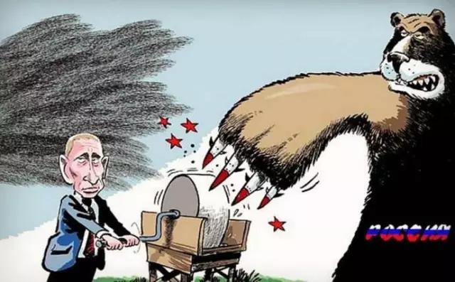 特朗普机关算尽!袭击叙利亚背后另有玄机!