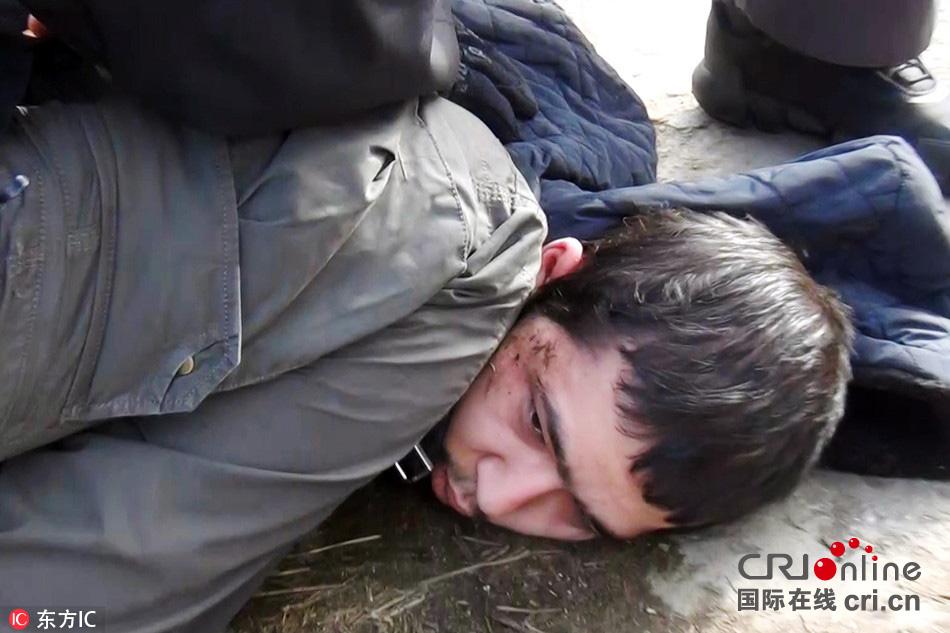俄罗斯又逮捕一名圣彼得堡地铁爆炸案嫌疑人