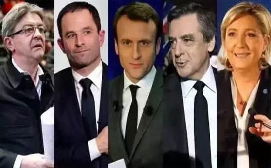 法国大选进入冲刺阶段 逾3成选民犹豫不定