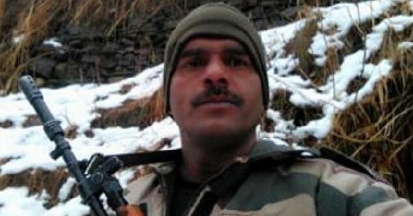 印度士兵被开除 疑因曝光部队伙食差