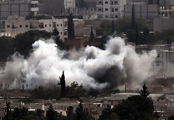 美国悍然对叙利亚动武违反国际法