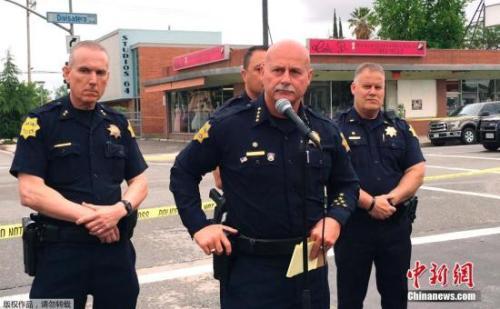 美枪击案3人死亡嫌犯被捕 尚不清楚是否涉恐