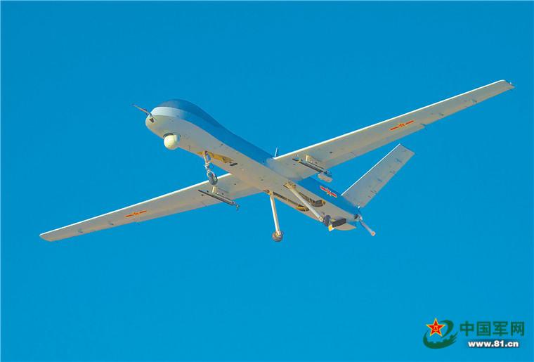 我国研制的高端无人机出口到十余个国家