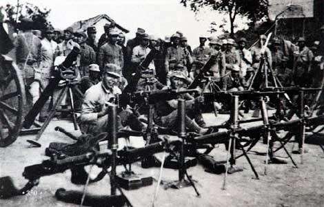 抗战时中共为何坚持使用八路军而非十八集团军名称?