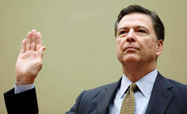 特朗普缘何解职美联邦调查局局长科米