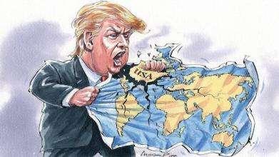 """""""逆全球化""""救得了美国吗?"""