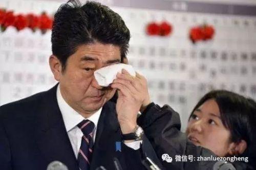 日本想扛旗对付中国却遭无情打脸