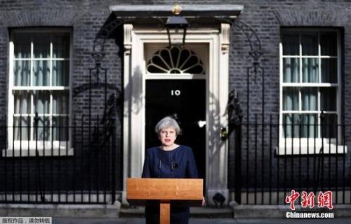 民调显示英保守党下月大选将取得压倒性胜利