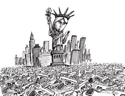 美国社会的病与痛