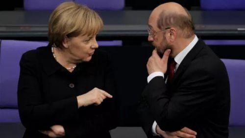 德国基民盟意外赢得地区选举