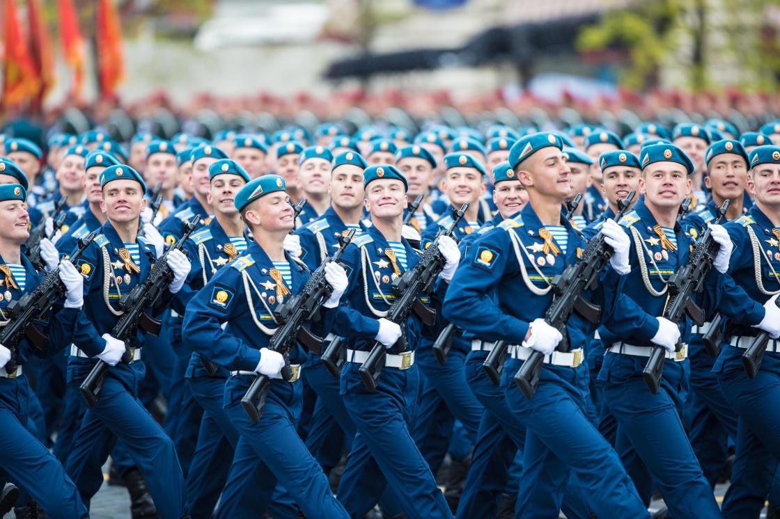 俄罗斯红场阅兵高清大图来袭