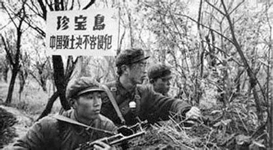 珍宝岛冲突苏军强硬派:一劳永逸消除中国威胁