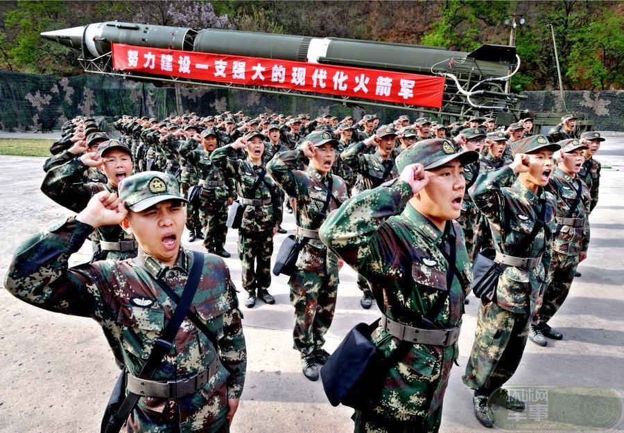 火箭军加速实现战略能力新跃升锻造杀手锏部队