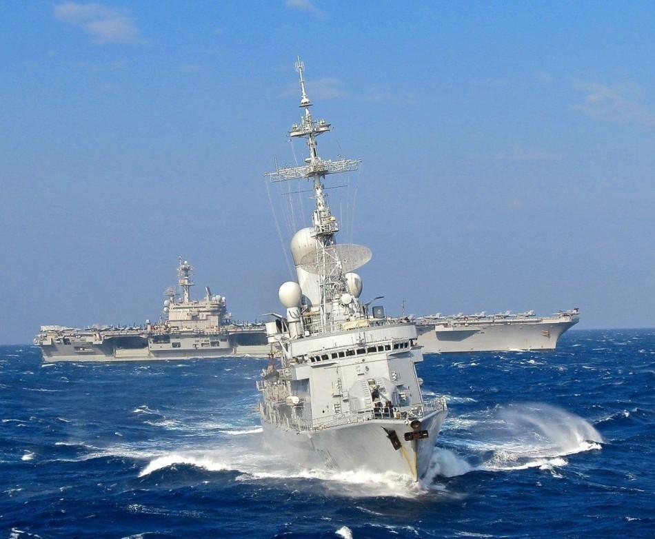300多艘战舰能确保美国统治世界吗?