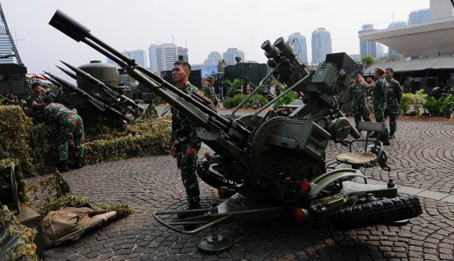 致4名士兵丧生印尼军演误射事故扯上中国公司