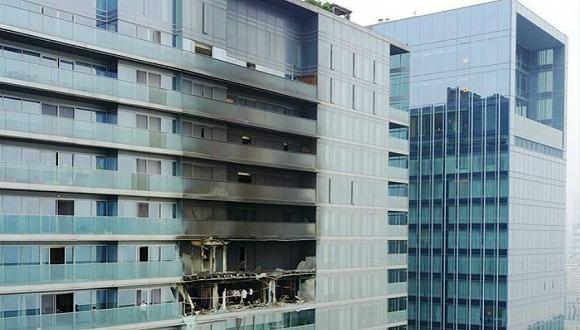 杭州纵火案追踪:受害人最后倒在黑烟中