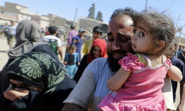 IS处决163名伊拉克平民 防止其逃离
