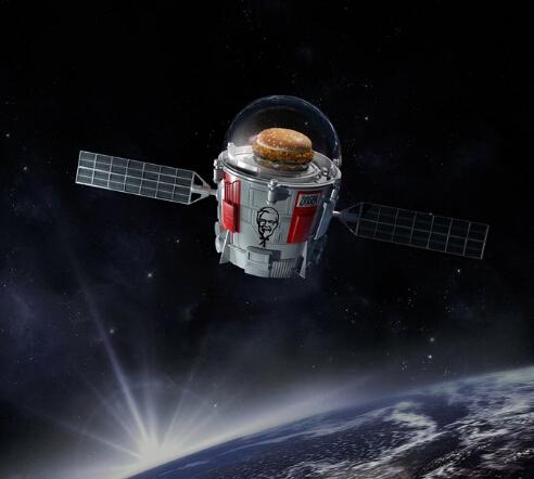 三明治要上天!计划下周送上太空