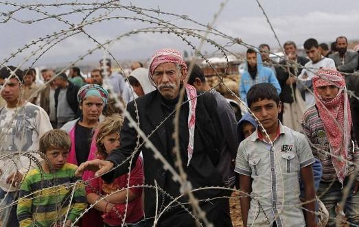 接收难民是祸国殃民的馊主意