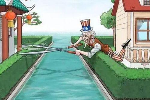 """对待美国要""""以彼之道,反施其身"""""""