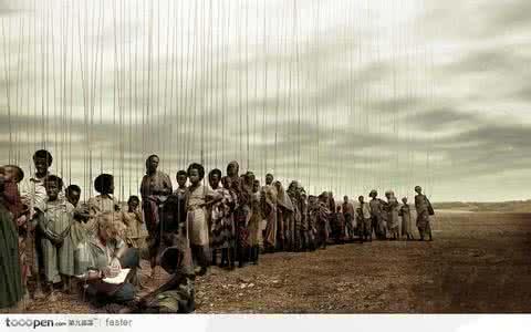 中国要接受难民?无人敢给宣传点赞