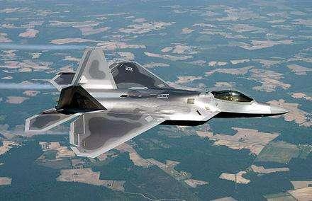 美研究重启F-22生产或再造194架应对中俄