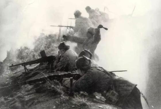 长津湖战役:我们不流泪,我们要胜利!