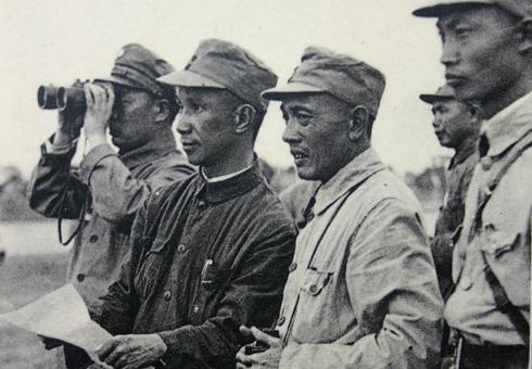 毛泽东五虎将歼敌数比较:粟裕胜过林彪