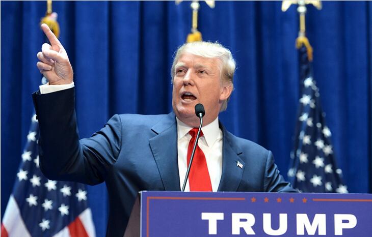 特朗普的独裁计划是美国风格的法西斯主义