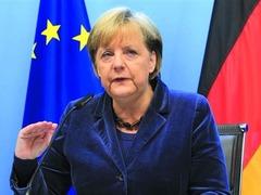 默克尔:不为德国接收难民数量设置上限