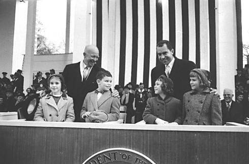 艾森豪威尔和尼克松一场奇怪的政治联姻