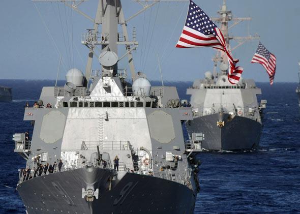阻止美国军舰停靠台湾,大陆需不惜摊牌