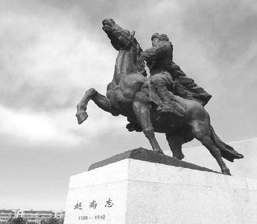 赵尚志的经典战例:自制木炮击沉日军货轮