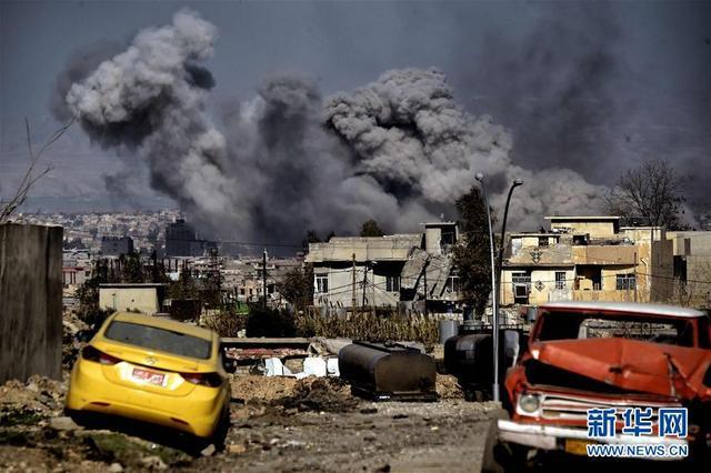 """伊斯兰国内部分裂有武装分子宣布""""独立"""""""
