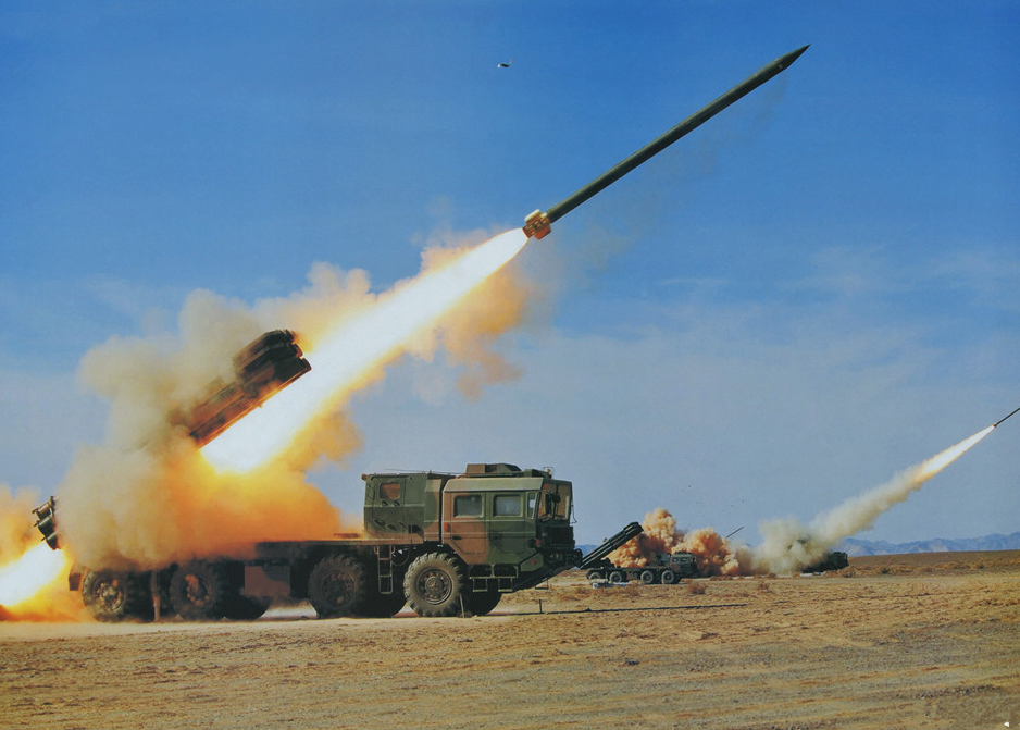 中国试射可打到新德里的火箭炮?抱歉是误传