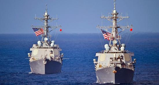 不认为美国想与中国开战 战争没有赢家