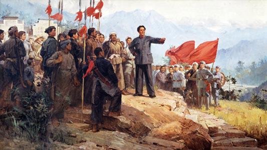 井冈山时毛泽东因何事后悔称得罪了两个人
